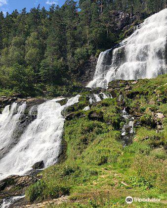 Svandalsfossen Falls3