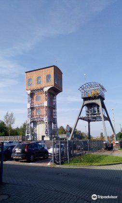 Wieże KWK Polska w Swietochlowicach2
