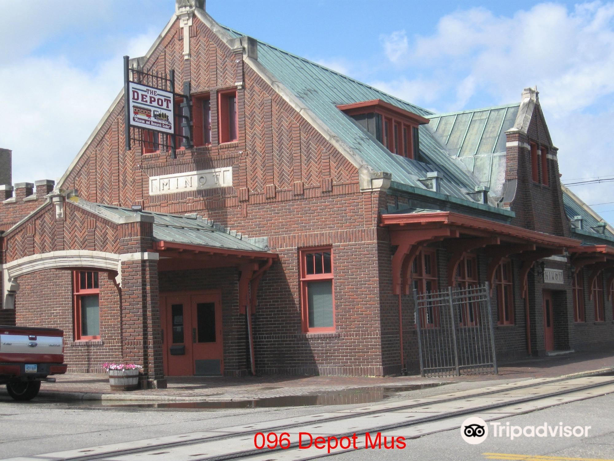 Historic Soo Line Passenger Depot Museum