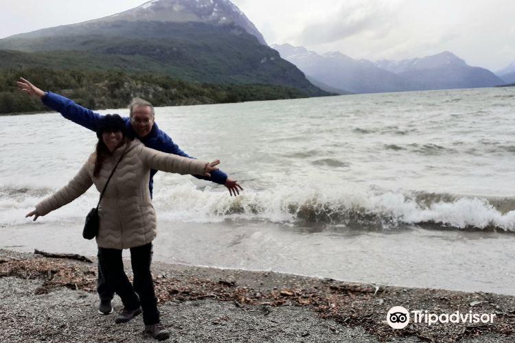 "Cabalgata Larga ""Lago Roca""2"