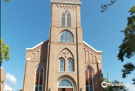 Holy Rosary Catholic Church Indian Mission Site