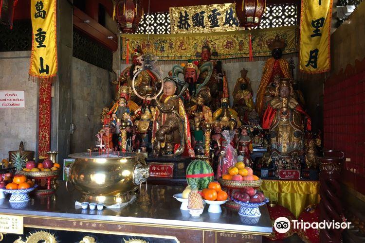 Jui Tui中國廟3