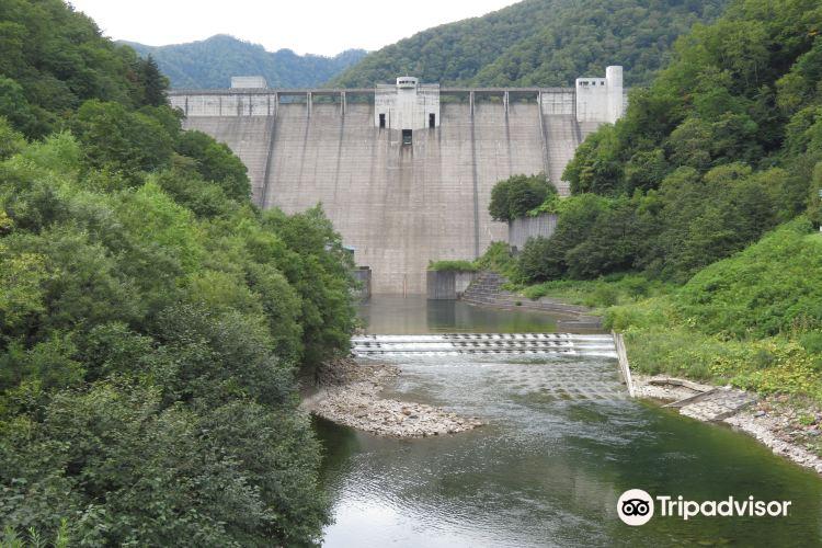 Satsunai-river Dam1