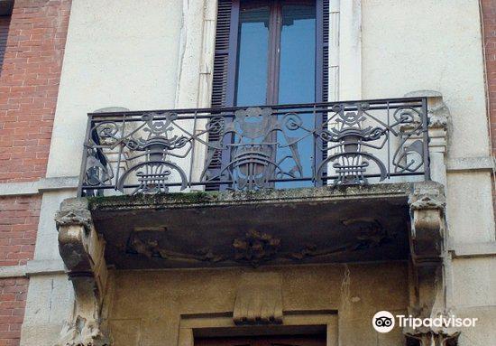 Casa Donzelli di via Gioberti4