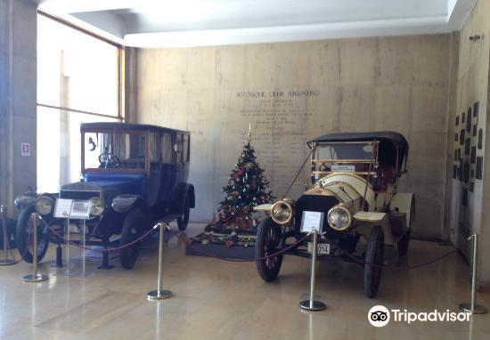 Museo del Automovil Club Argentino1