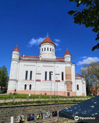 Church of the Holy Mother of God (Skaisciausios Dievo Motinos Cerkve)1