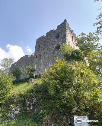 Burgruine Losenstein2