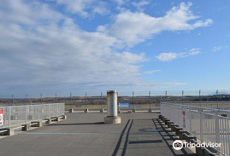 Memanbetsu Airport Observation Deck