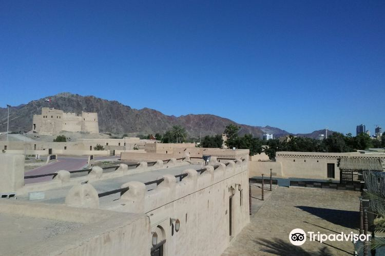 Fujairah Historic Fort1