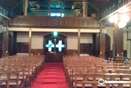 Catholic Kitaichijo教堂