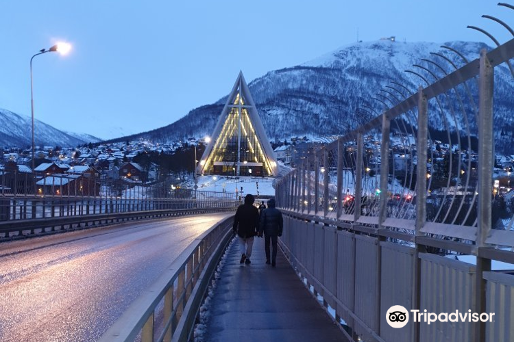 Tromso Bridge1