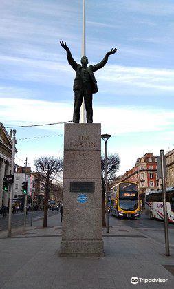 Jim Larkin Statue2