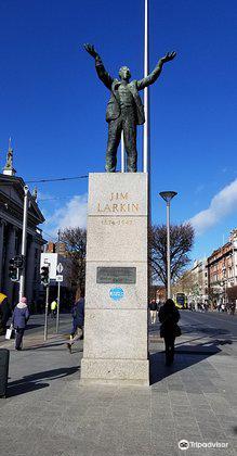 Jim Larkin Statue