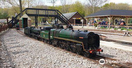 Eastbourne Miniature Steam Railway Adventure Park