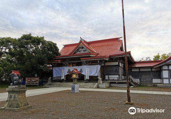 Kushiro Gokoku Shrine1