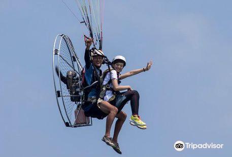 Kazenooka Paraglider