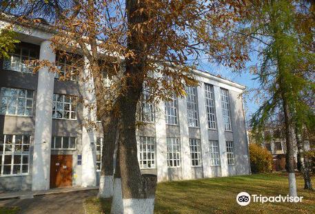 Ivanovo Regional Universal Scientific Library