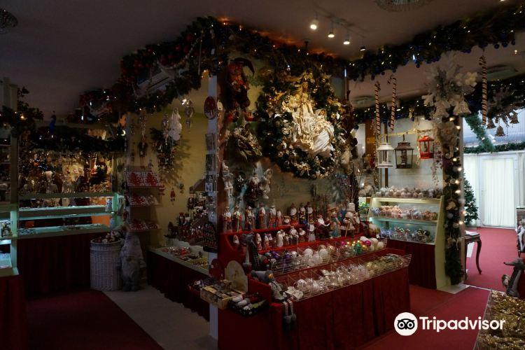 聖誕展覽館1