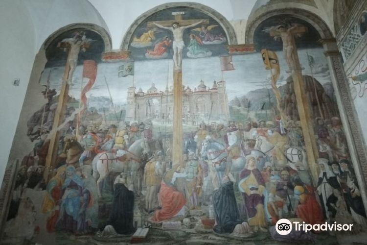 Museo Cenacolo Vinciano4