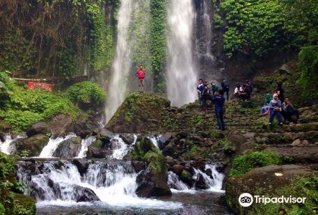 Tawangmangu Waterfall
