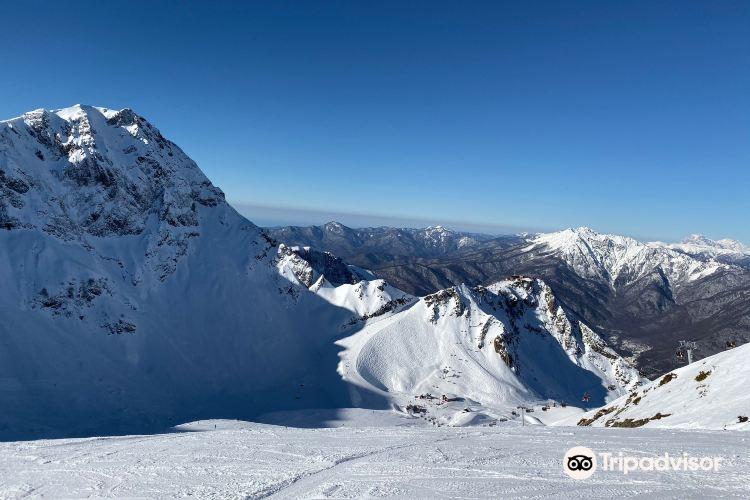 旋轉木馬滑雪場1