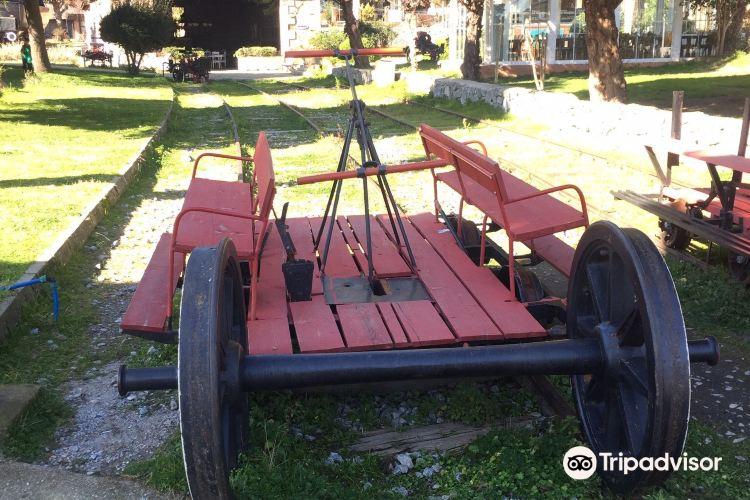 Camlik Locomotive Museum4
