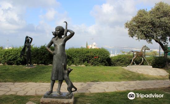 Sculptures Garden (Gan Hapsalim)1