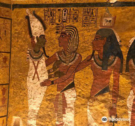 Tomb of King Tutankhamun (Tut)1
