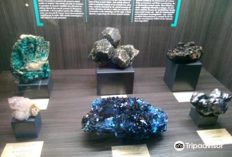 MUM - Museo Mineralogico e Gemmologico  Luigi Celleri