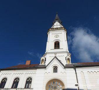 The Virgin Mary's Assumption Church