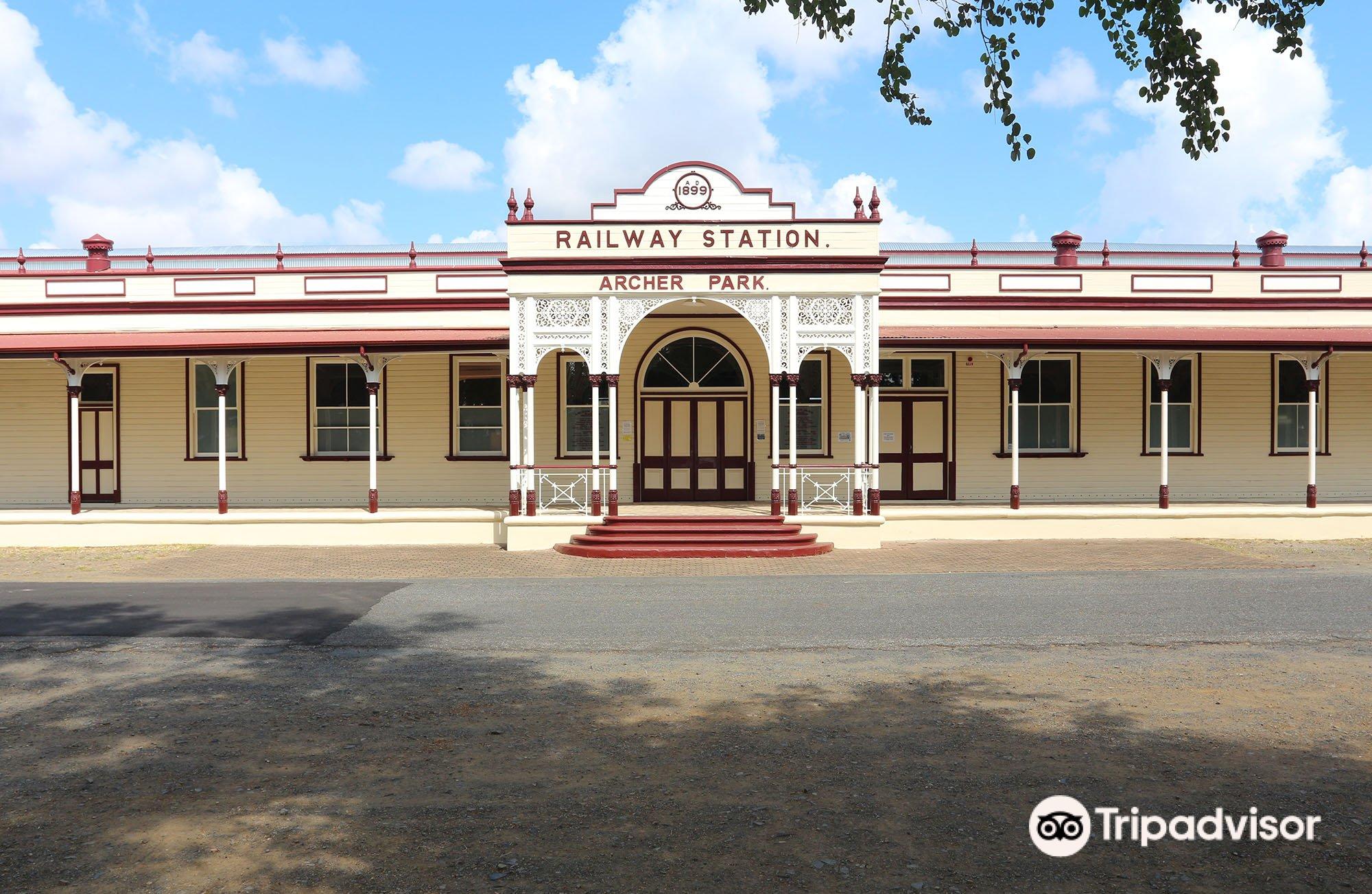 Archer Park Rail Museum