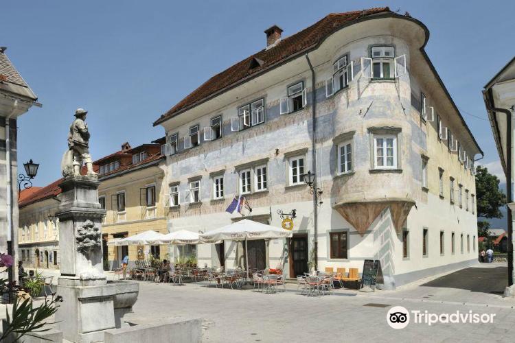 Radovljica Old Town1