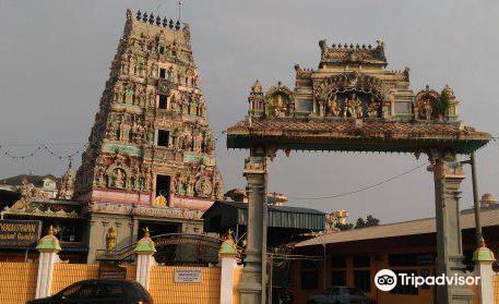 The Sri Nagara Thendayuthapani Temple