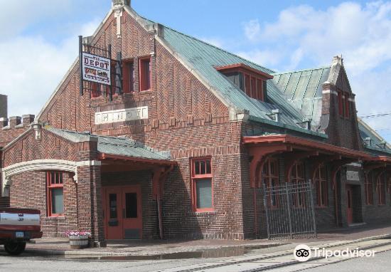 Historic Soo Line Passenger Depot Museum1