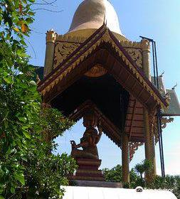 Four Face Buddha Statue