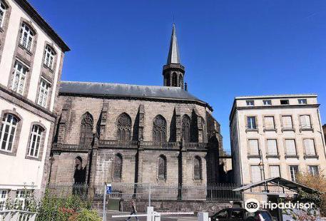 Eglise Saint-Genes des Carmes