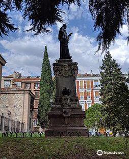 Monumento de Lope de Vega
