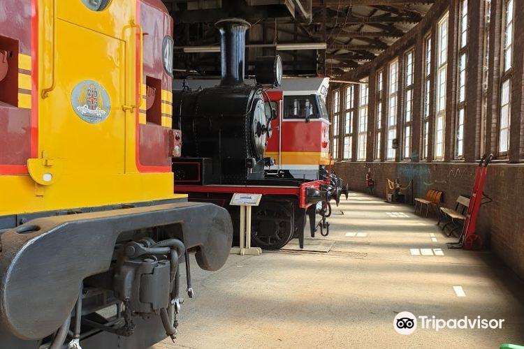 ジュニー・ラウンドハウス鉄道博物館2