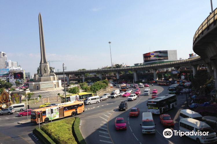 BTS Victory Monument อนุสาวรีย์ชัยสมรภูมิ  N23