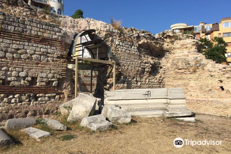 羅馬溫泉浴室遺跡1
