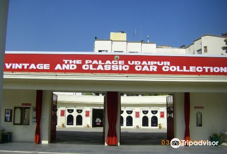 Vintage Collection of Classic Cars Museum