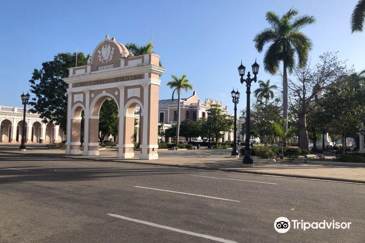 Jose Marti Palace and Library (Palacio y Biblioteca Jose Marti)3