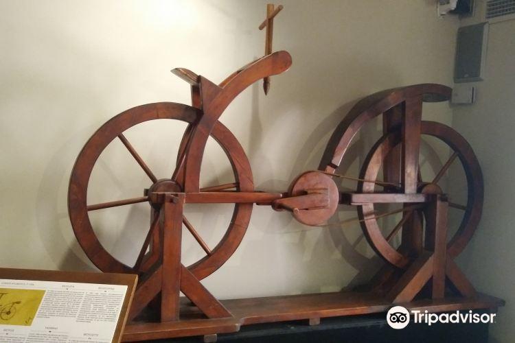Il Genio di Leonardo da Vinci Museo2