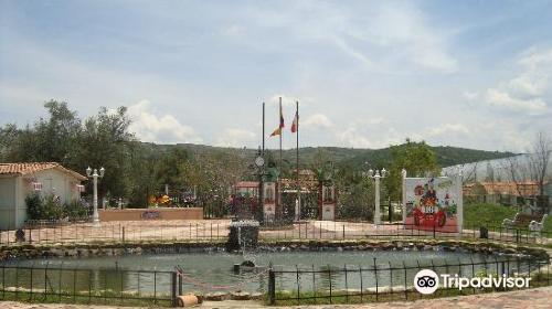 Parque Arqueologico de Monquira El infiernito