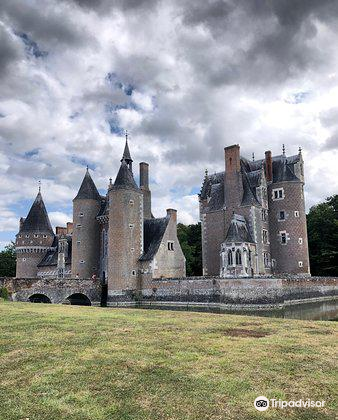 Chateau du Moulin Conservatoire de la Fraise3