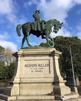 General Sir Redvers Buller Statue4