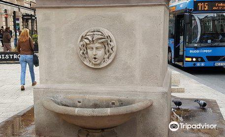 Nereids Fountain