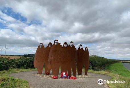 Royal Air Force 158 Squadron Memorial