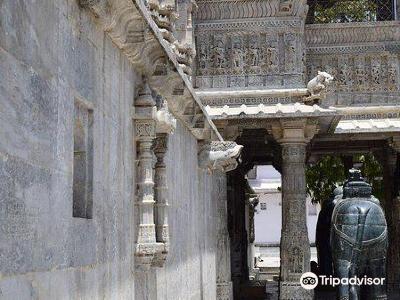 Rishabhdeo Or Kesariyaji Jain Temple