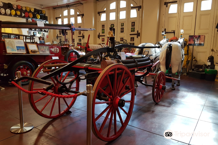 Fire Services Museum of Victoria1